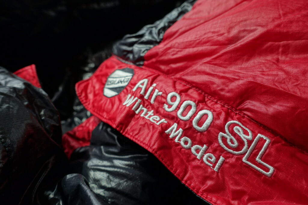 イスカ Air900SL Winter Model