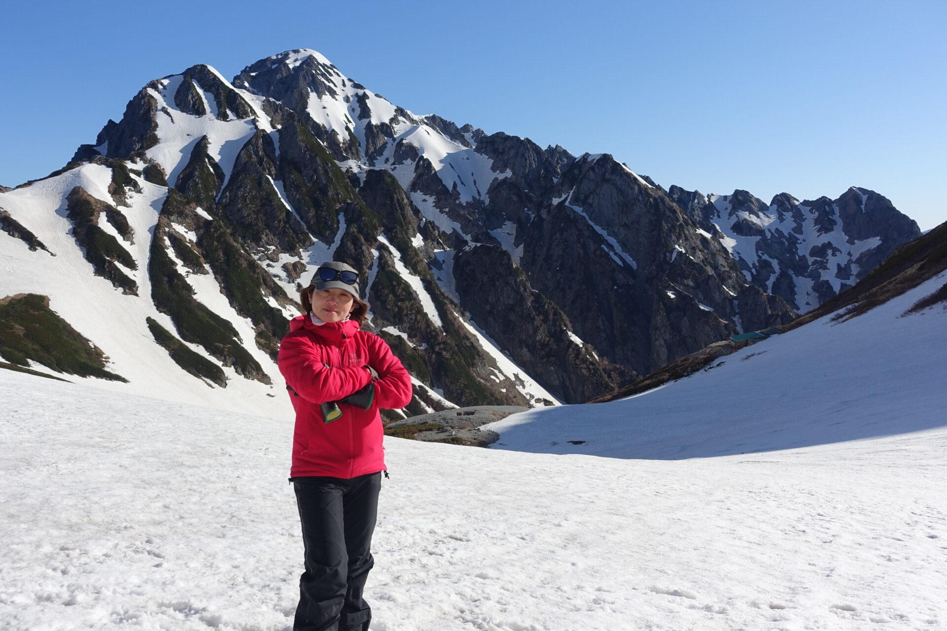 2021年剱岳登攀